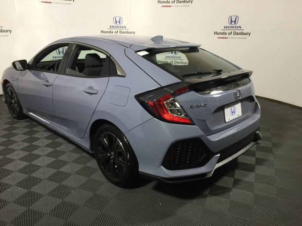 2018 Honda Civic Hatchback Ex Cvt 17776250 4