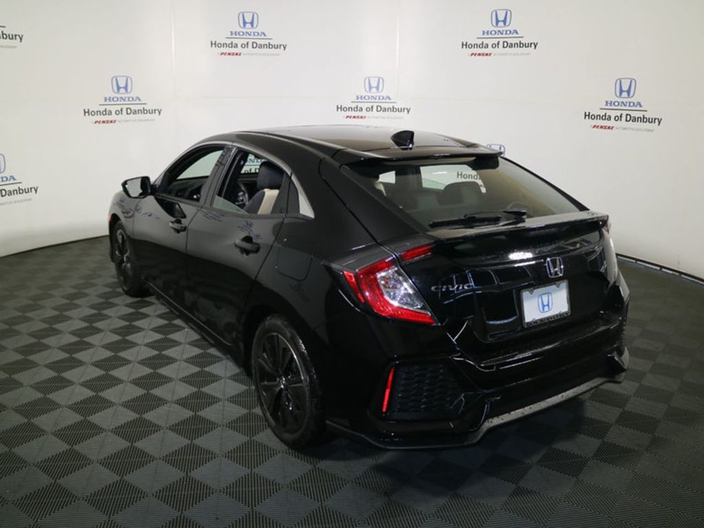 2018 Honda Civic Hatchback EX CVT - 17968819 - 4