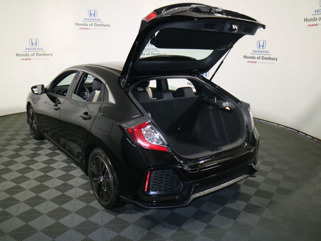 2018 Honda Civic Hatchback EX CVT - 17968819 - 5