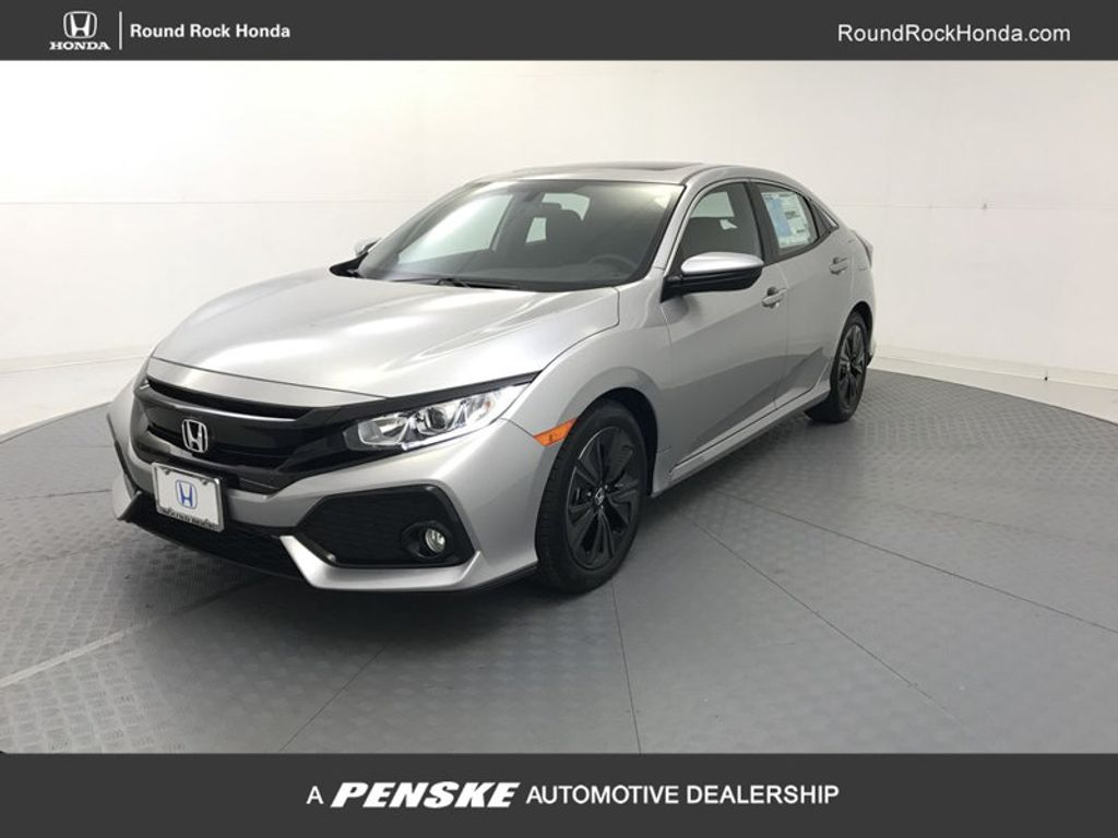 2018 Honda Civic Hatchback EX CVT - 18166064 - 0