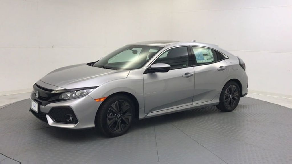 2018 Honda Civic Hatchback EX CVT - 18166064 - 3