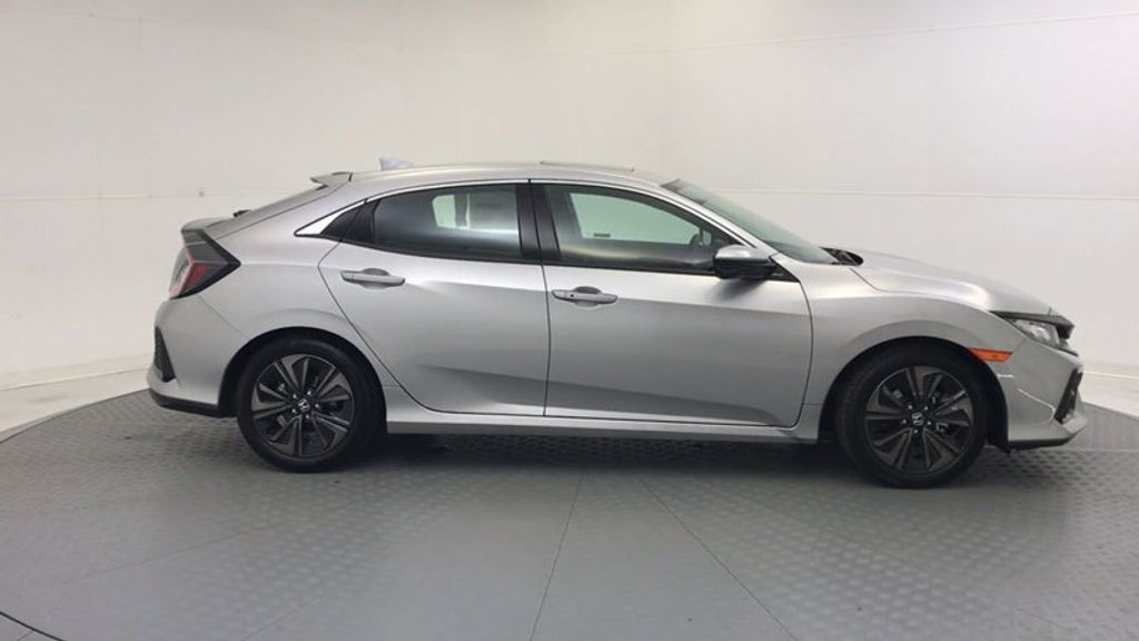 2018 Honda Civic Hatchback EX CVT - 18166064 - 8