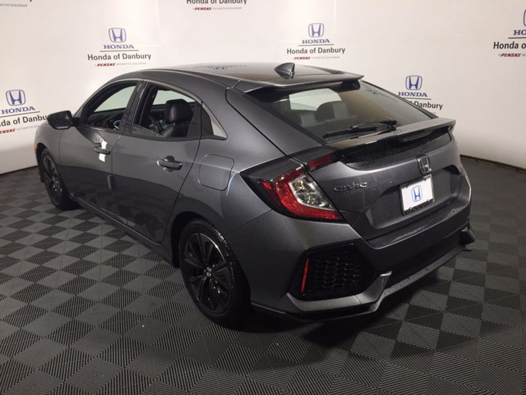 2018 honda civic hatchback ex l navi cvt sedan for sale in danbury ct 26 390 on. Black Bedroom Furniture Sets. Home Design Ideas