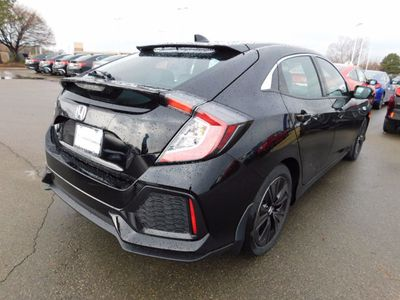 2018 Honda Civic Hatchback EX-L Navi CVT - Click to see full-size photo viewer