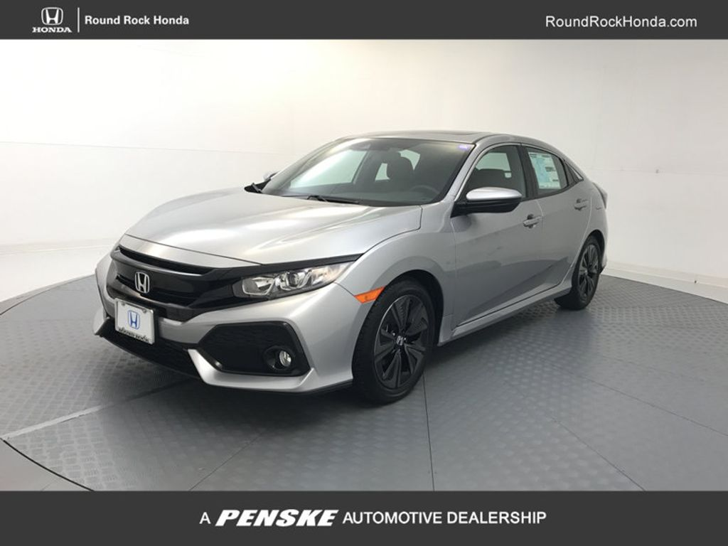 Dealer Video - 2018 Honda Civic Hatchback EX-L Navi CVT w/Honda Sensing - 17038718