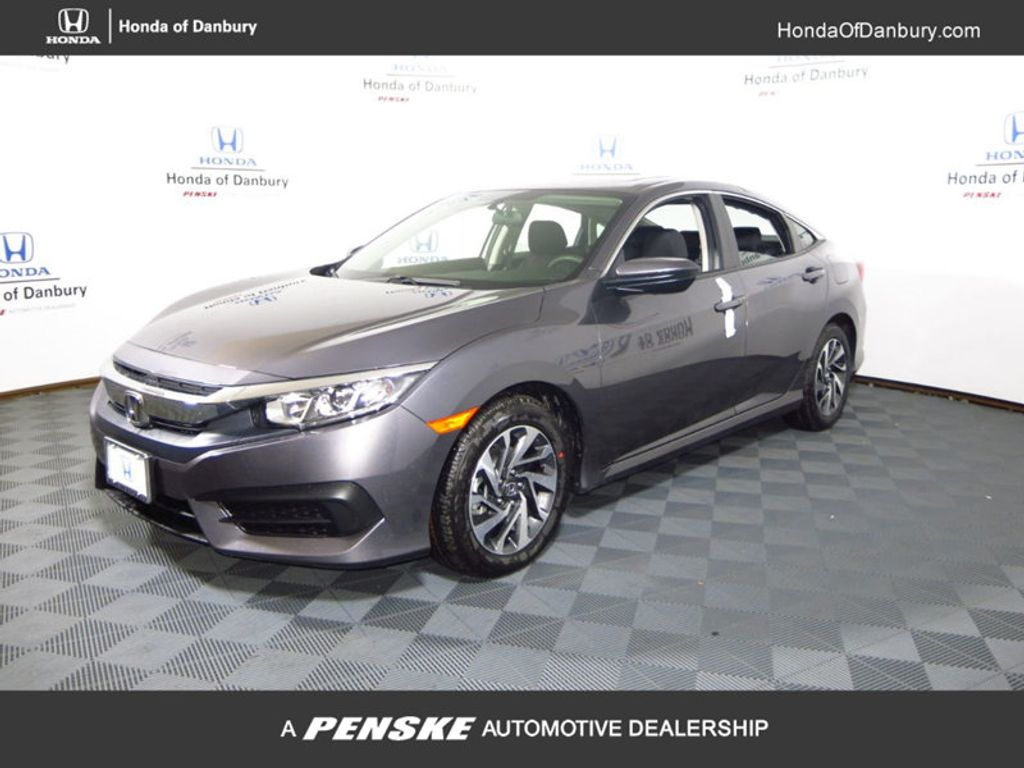 Dealer Video - 2018 Honda Civic Sedan EX CVT - 18050374