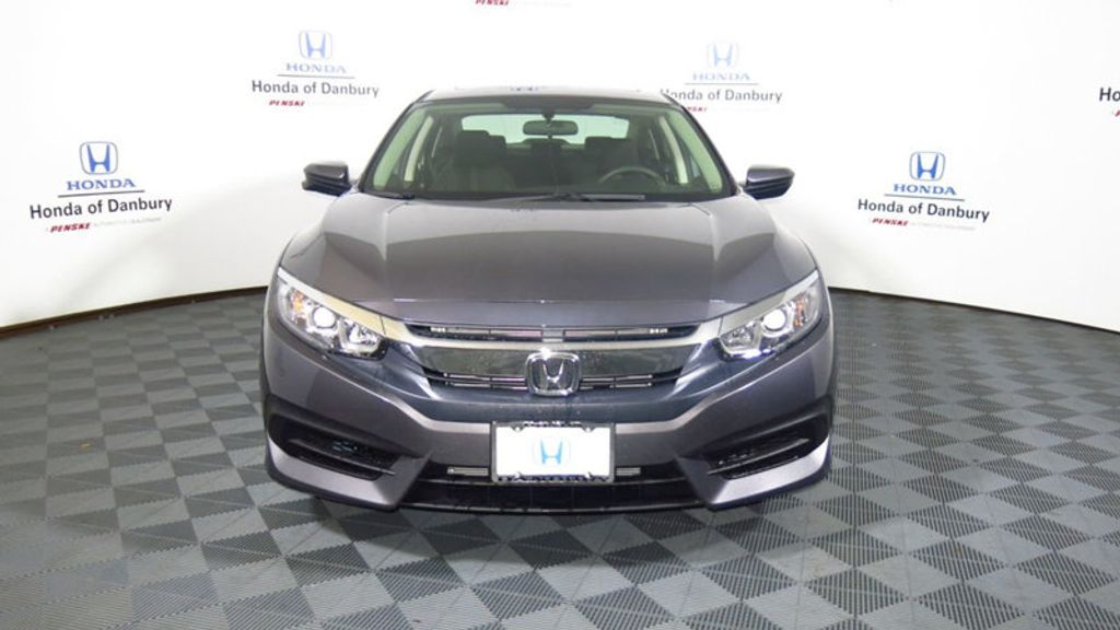 2018 Honda Civic Sedan EX CVT - 18050374 - 1