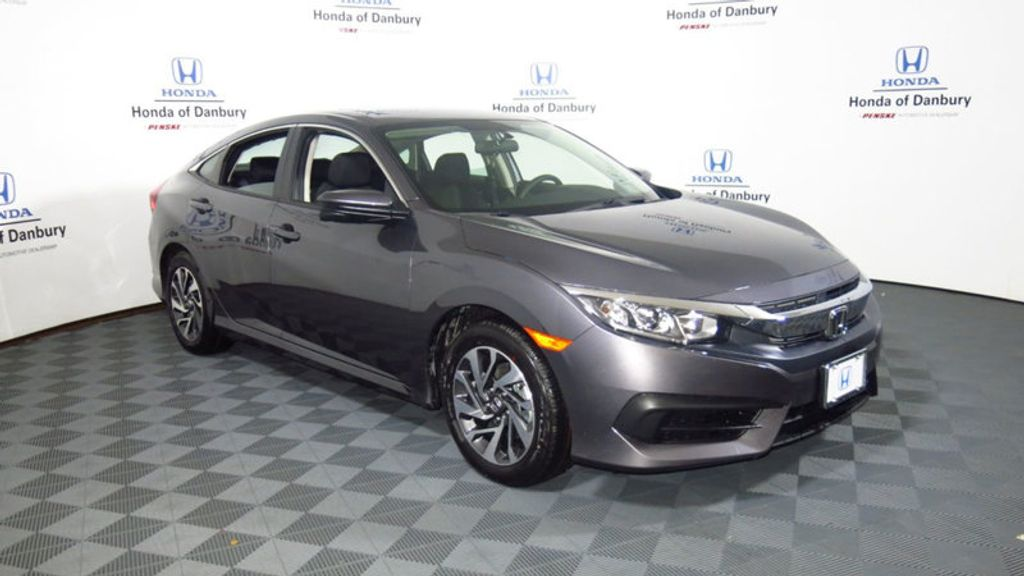 2018 Honda Civic Sedan EX CVT - 18050374 - 4