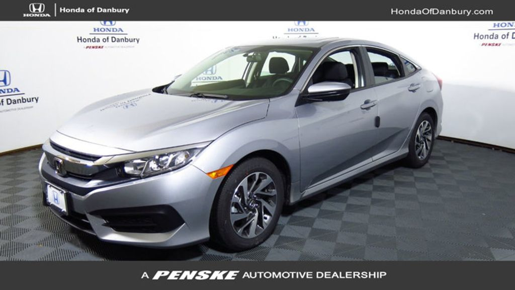 2018 Honda Civic Sedan EX CVT - 18068807 - 0