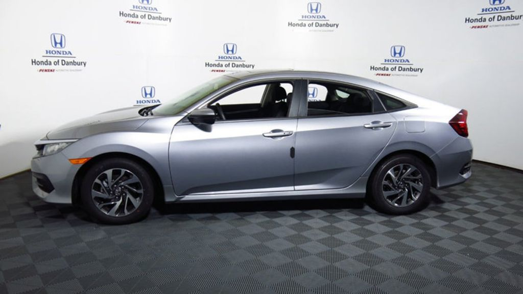 2018 Honda Civic Sedan EX CVT - 18068807 - 11