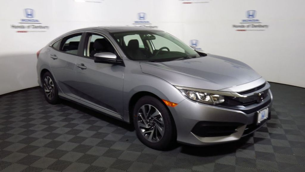 2018 Honda Civic Sedan EX CVT - 18068807 - 3