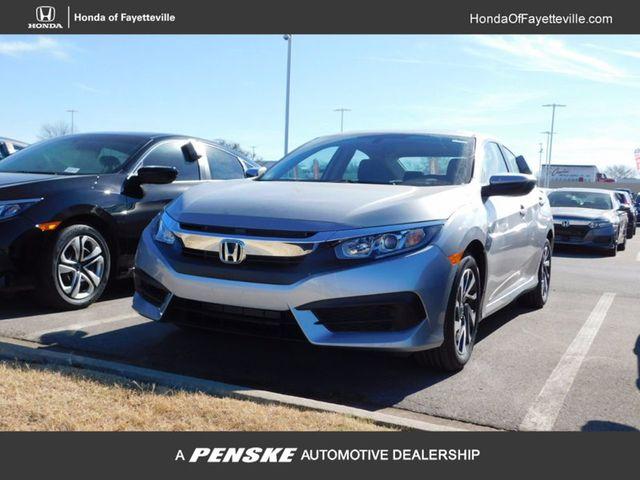 2018 Honda Civic Sedan EX CVT