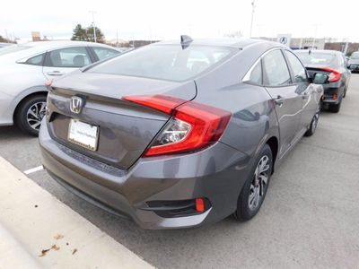 2018 Honda Civic Sedan EX CVT - Click to see full-size photo viewer