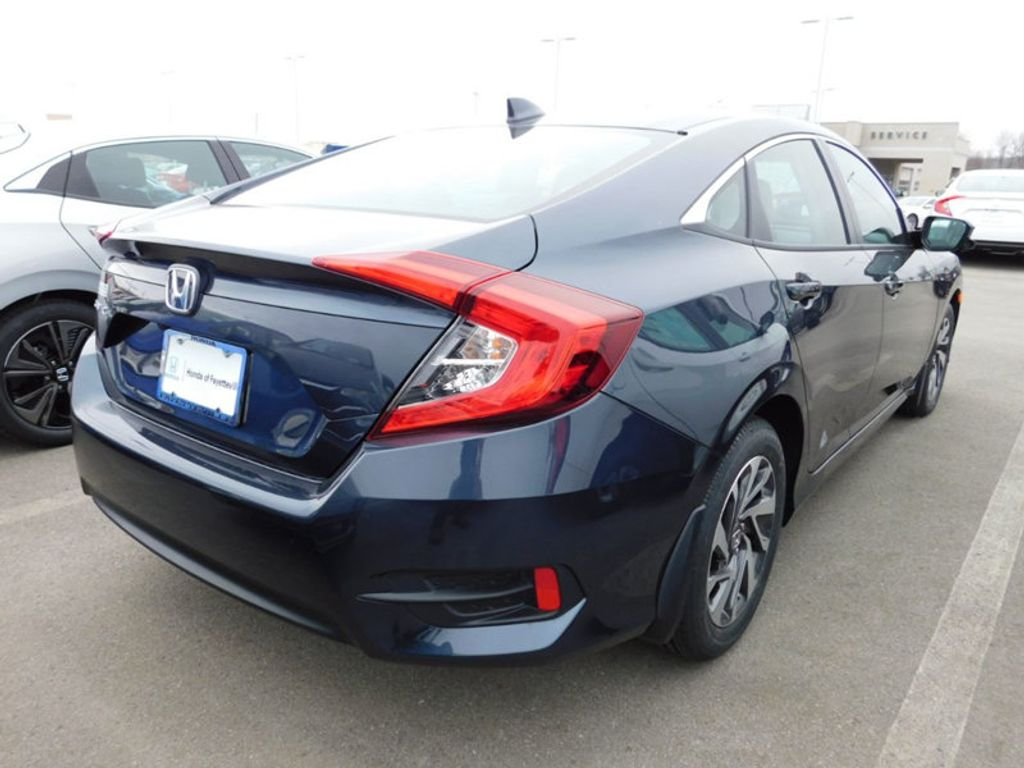 2018 Honda Civic Sedan EX CVT - 17229551 - 2