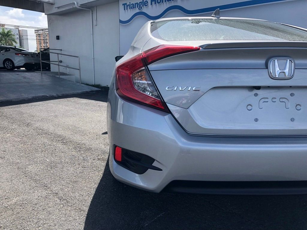 2018 Honda Civic Sedan EX-L CVT w/Navigation - 18150150 - 12