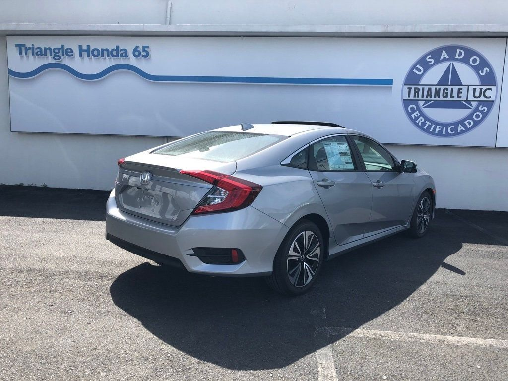 2018 Honda Civic Sedan EX-L CVT w/Navigation - 18150150 - 3