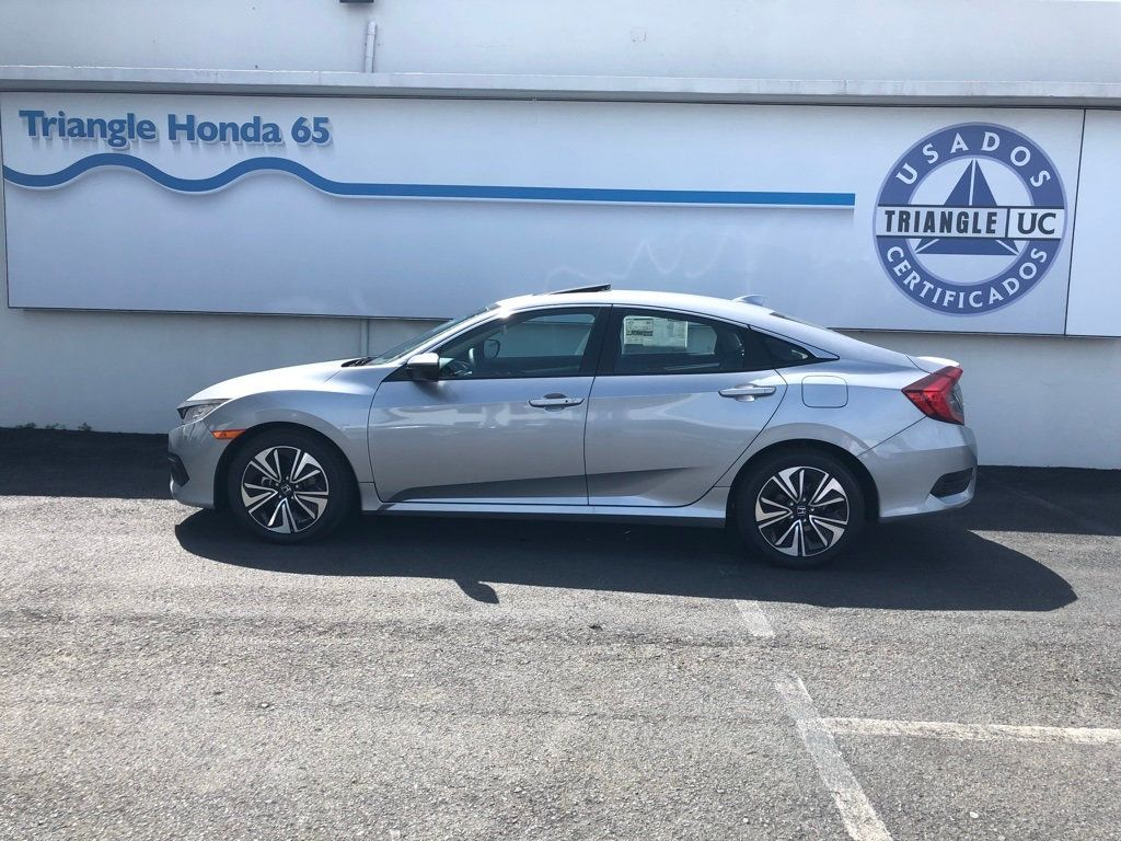 2018 Honda Civic Sedan EX-L CVT w/Navigation - 18150150 - 5