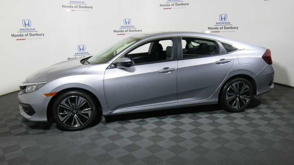2018 Honda Civic Sedan EX-T CVT - 17845313 - 13