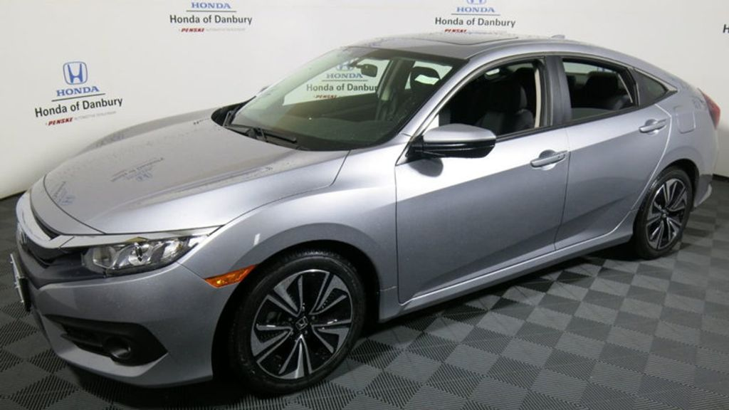 2018 Honda Civic Sedan EX-T CVT - 17845313 - 1