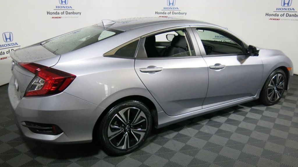 2018 Honda Civic Sedan EX-T CVT - 17845313 - 7