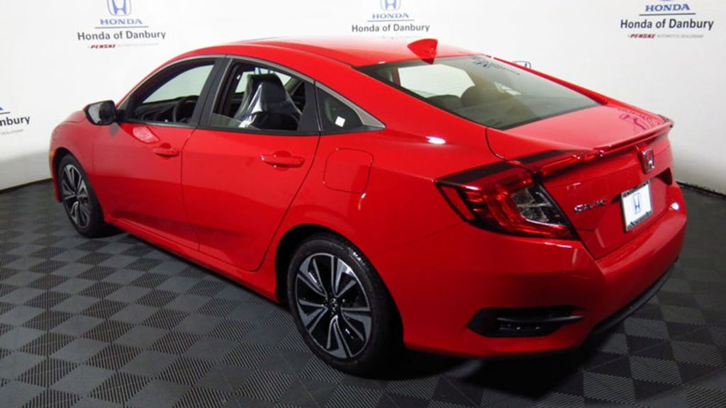 2018 Honda Civic Sedan EX-T CVT - 18083139 - 4