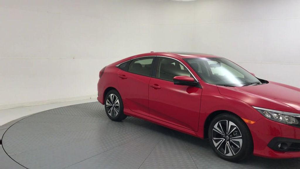 2018 Honda Civic Sedan EX-T CVT - 17903251 - 1