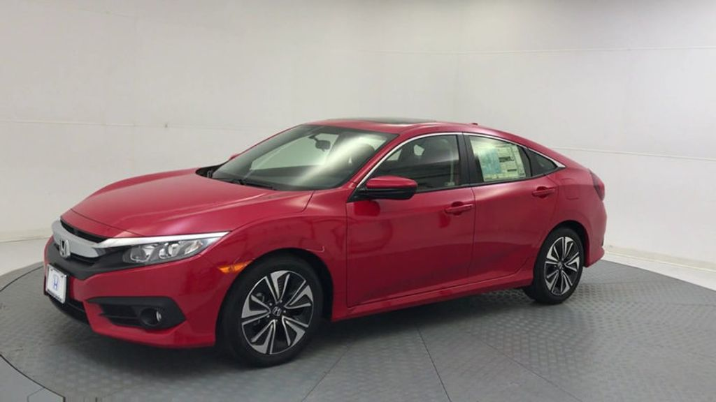 2018 Honda Civic Sedan EX-T CVT - 17903251 - 3
