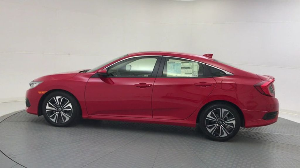 2018 Honda Civic Sedan EX-T CVT - 17903251 - 4