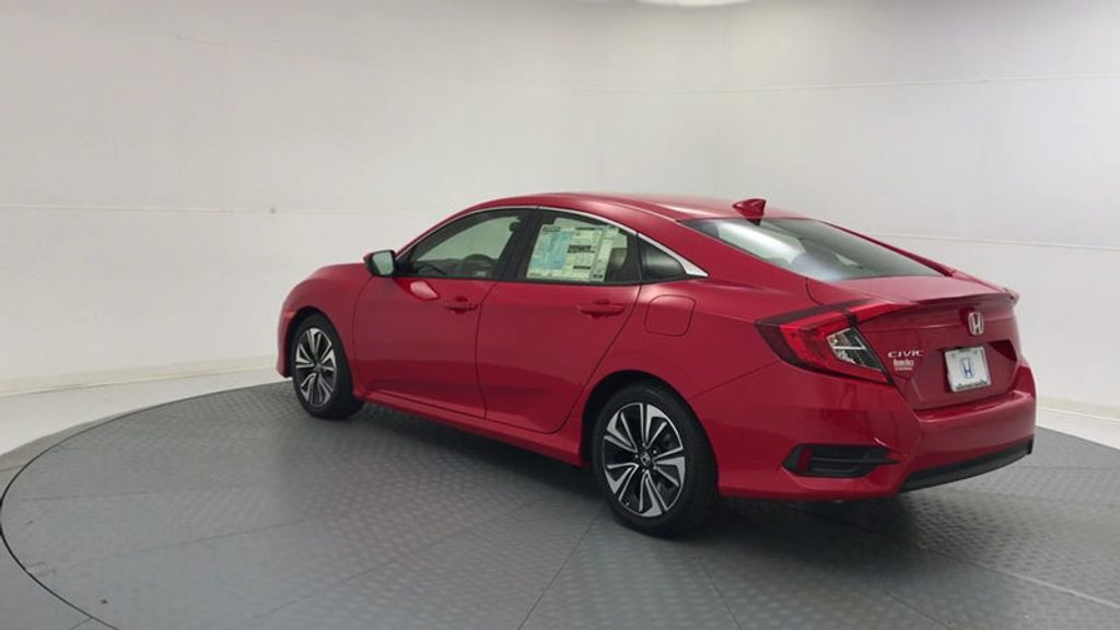 2018 Honda Civic Sedan EX-T CVT - 17903251 - 5