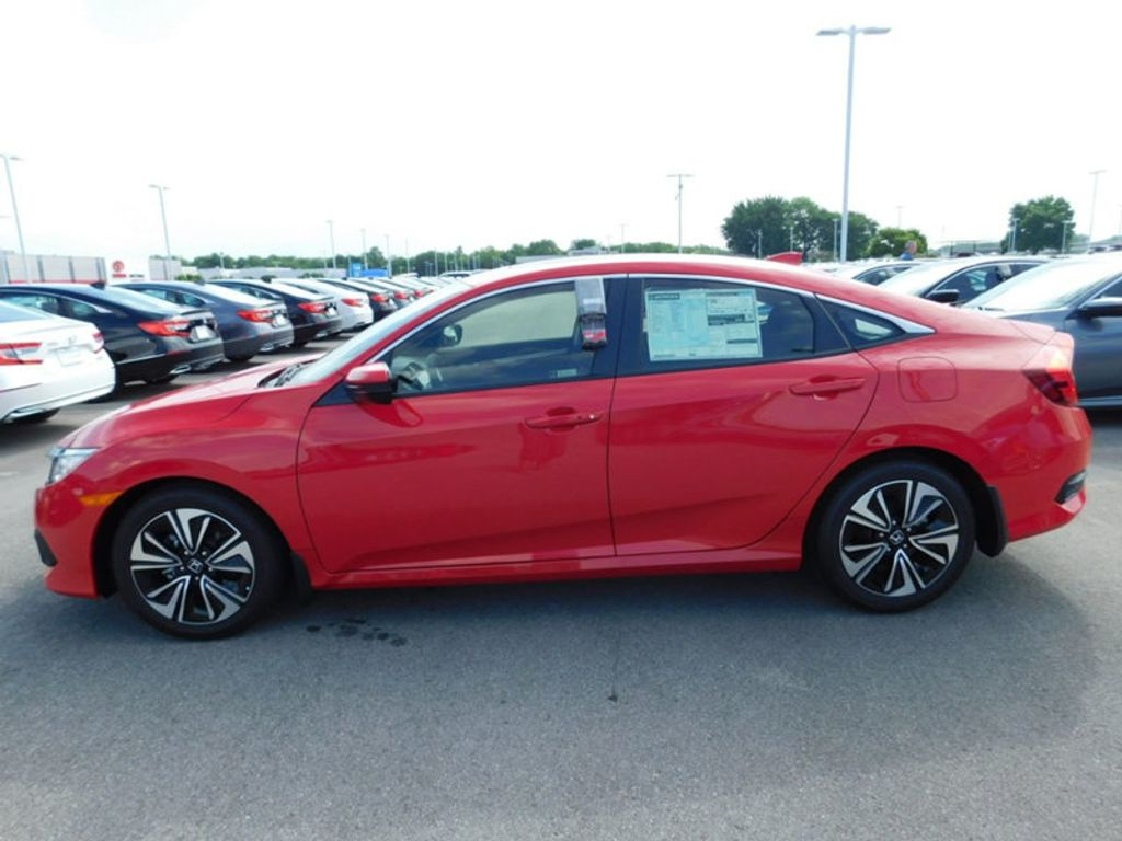 Dealer Video - 2018 Honda Civic Sedan EX-T CVT w/Honda Sensing - 17703479