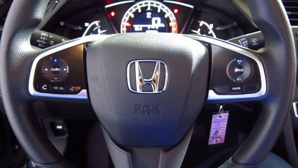 2018 New Honda Civic Sedan LX CVT at Honda of Danbury Serving