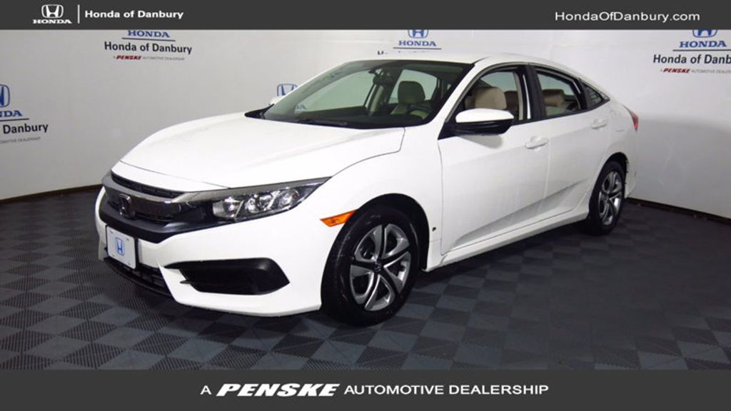 2018 Honda Civic Sedan LX CVT - 17013800 - 0
