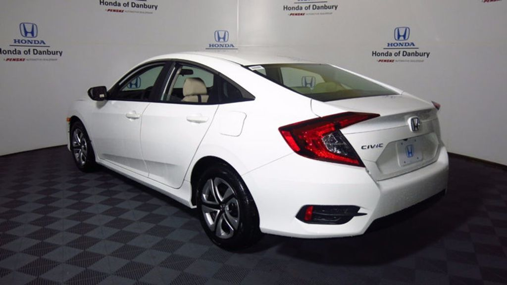 2018 Honda Civic Sedan LX CVT - 17013800 - 11