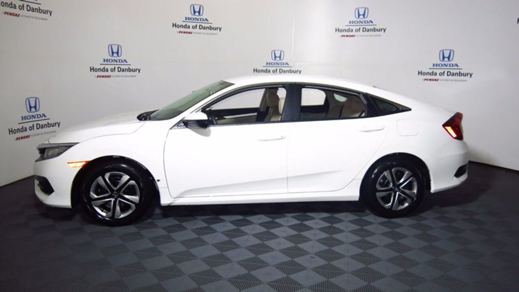 2018 Honda Civic Sedan LX CVT - 17013800 - 12