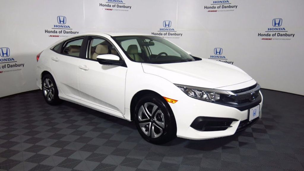 2018 Honda Civic Sedan LX CVT - 17013800 - 4