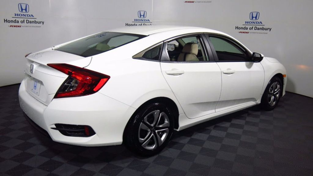 2018 Honda Civic Sedan LX CVT - 17013800 - 6