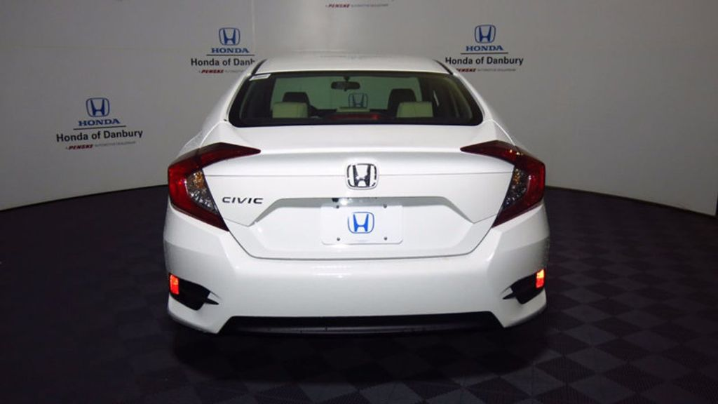 2018 Honda Civic Sedan LX CVT - 17013800 - 7