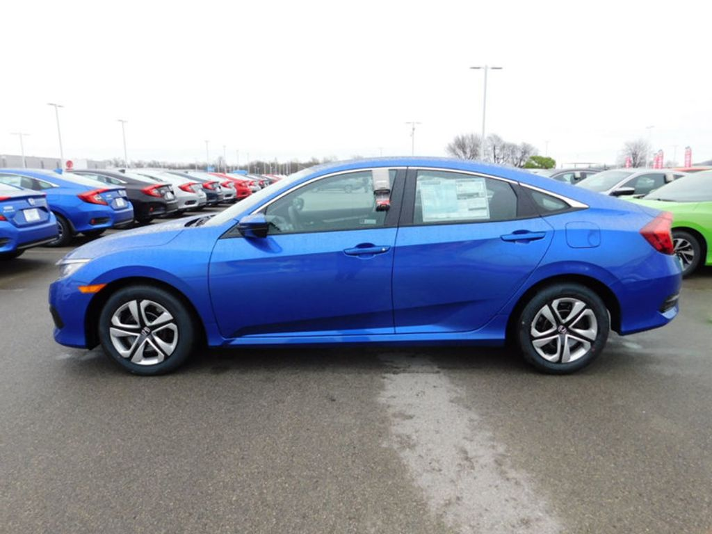 2018 Honda Civic Sedan LX CVT - 17489350 - 1