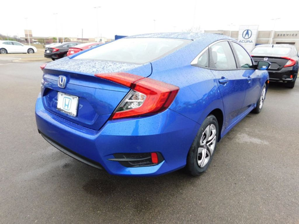 2018 Honda Civic Sedan LX CVT - 17489350 - 2