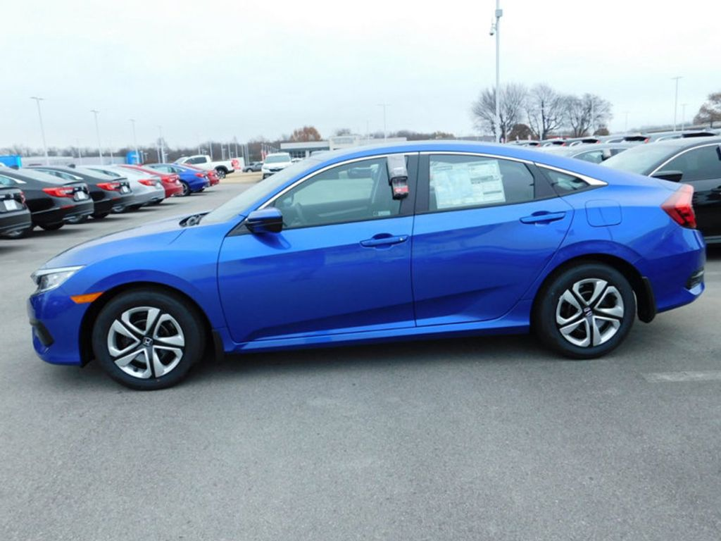 2018 Honda Civic Sedan LX CVT - 18322284 - 1