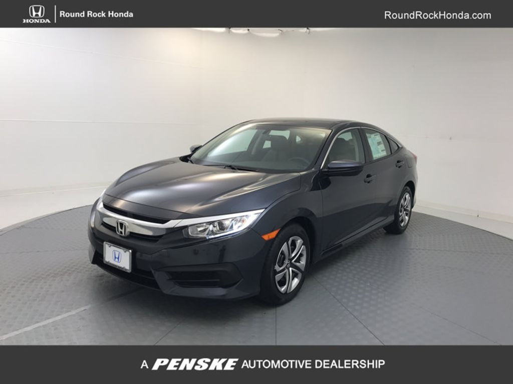 2018 Honda Civic Sedan LX CVT - 17038720 - 0