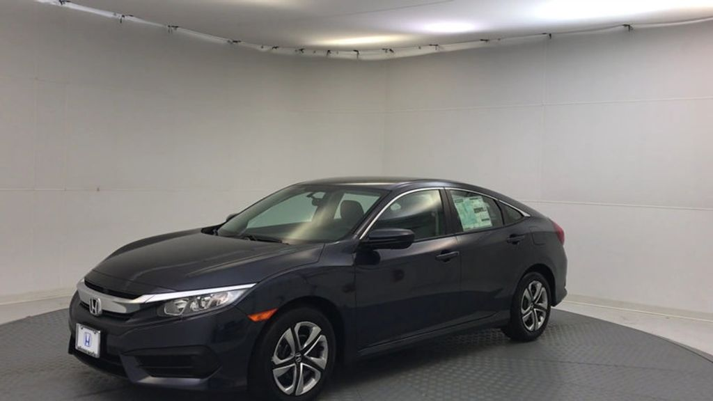 2018 Honda Civic Sedan LX CVT - 17038720 - 3
