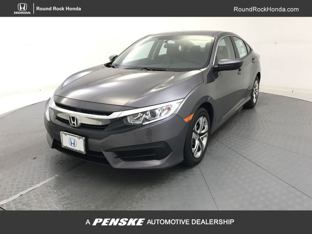 2018 Honda Civic Sedan LX CVT - 18077321 - 0
