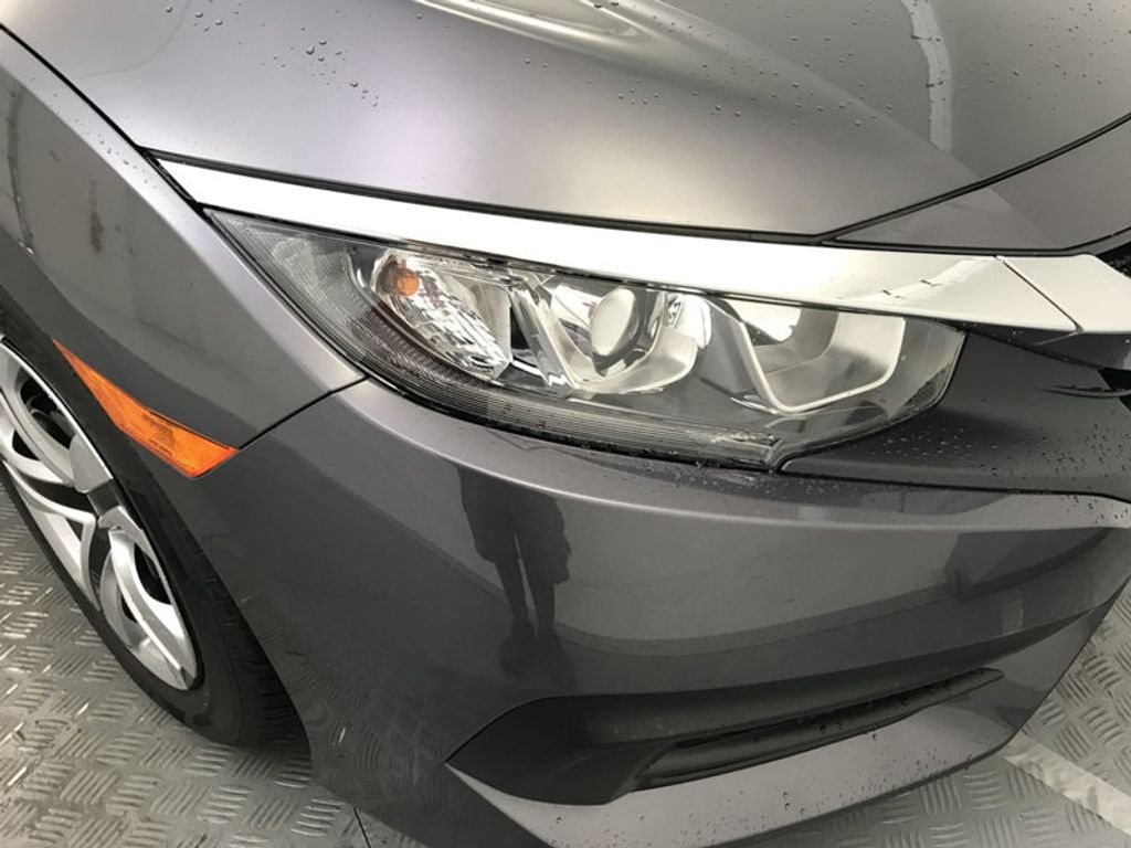 2018 Honda Civic Sedan LX CVT - 18077321 - 14