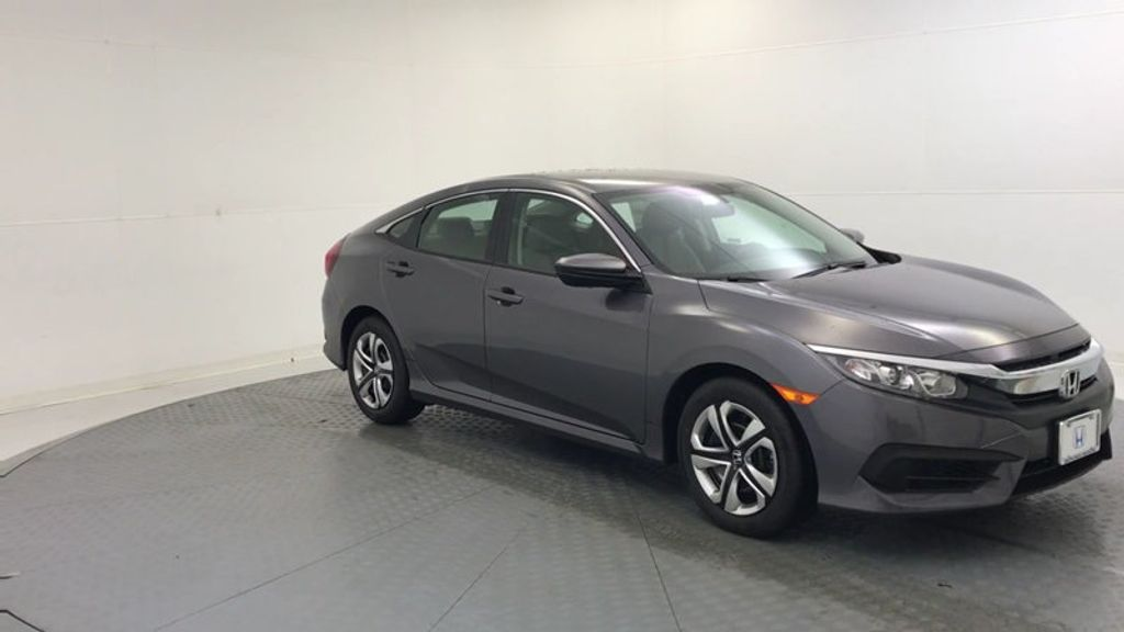 2018 Honda Civic Sedan LX CVT - 18077321 - 1
