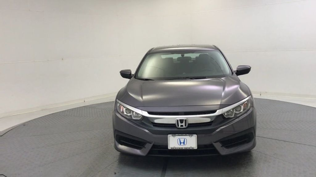 2018 Honda Civic Sedan LX CVT - 18077321 - 2
