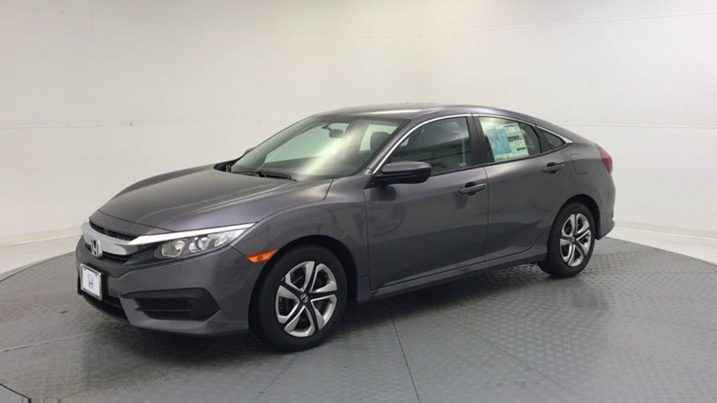 2018 Honda Civic Sedan LX CVT - 18077321 - 3