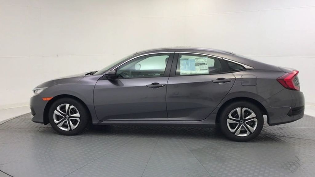 2018 Honda Civic Sedan LX CVT - 18077321 - 4