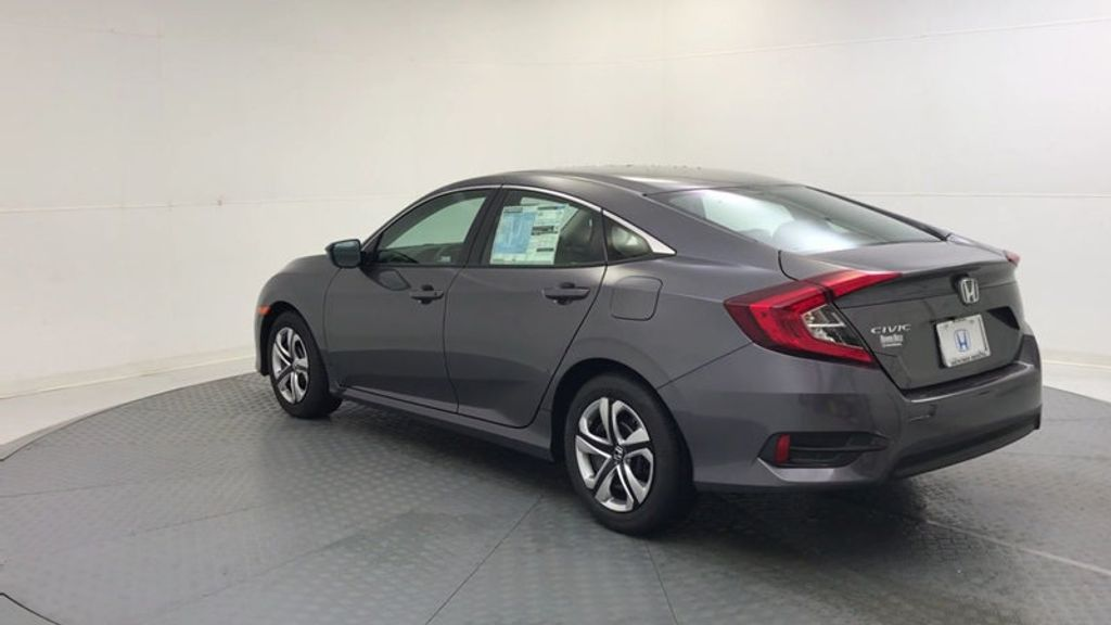 2018 Honda Civic Sedan LX CVT - 18077321 - 5