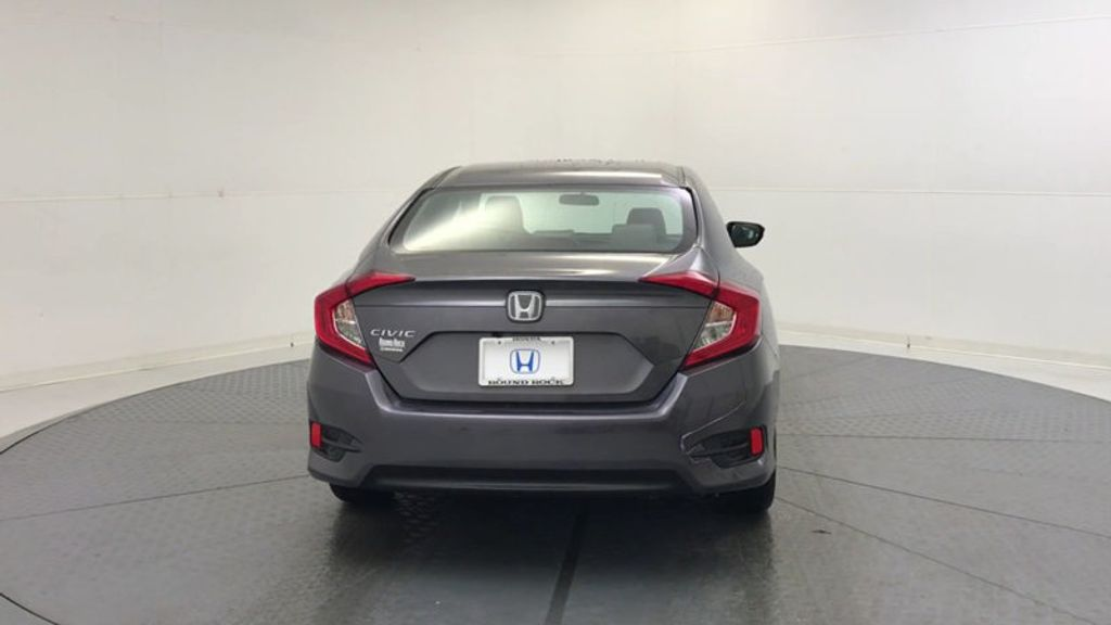 2018 Honda Civic Sedan LX CVT - 18077321 - 6
